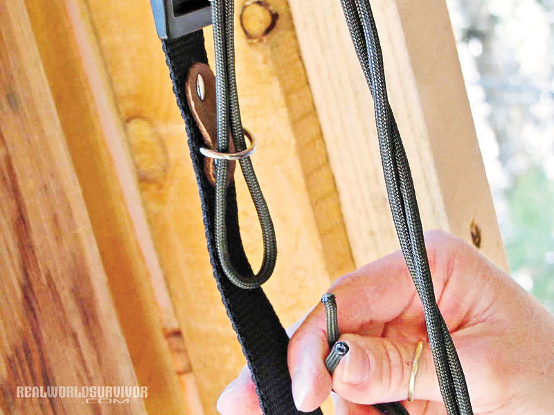 How to Make a Paracord Rifle Sling, paracord sling, paracord gun sling, paracord rifle sling, rifle sling, gun sling, sling