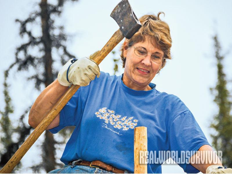 Building a Log Cabin Process, Log Cabin, Jeanie