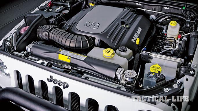 Brute Double Cab Aev S Jeep Conversion Kit Ballistic Magazine