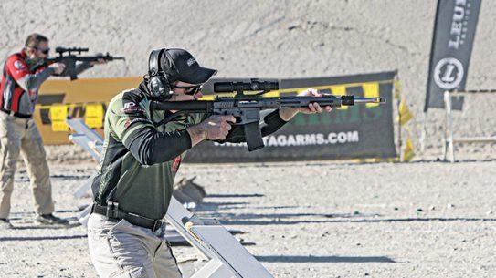 3-Gun competition, rifle
