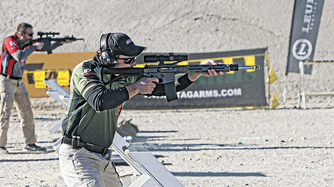 3-Gun competition, rifle