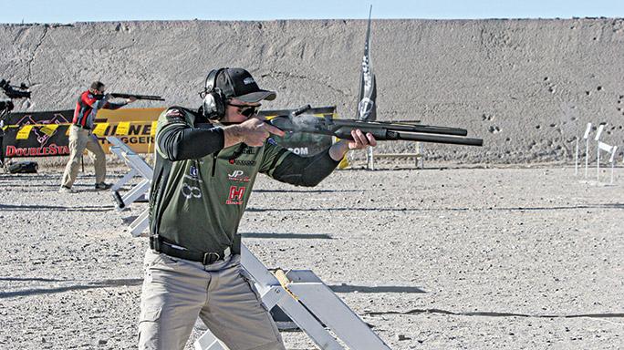 3-Gun Competition, Shotgun