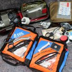 Bug-Out Vehicle first aid kit