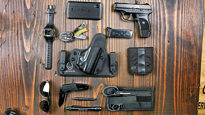 Everyday Carry Items ballistic 2015