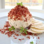 Venison Jerky Cheese Ball holiday recipes