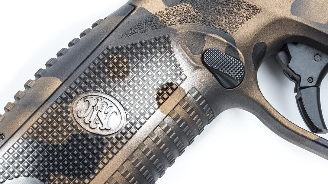 MAD Custom Coating FN 509 Pistol grip