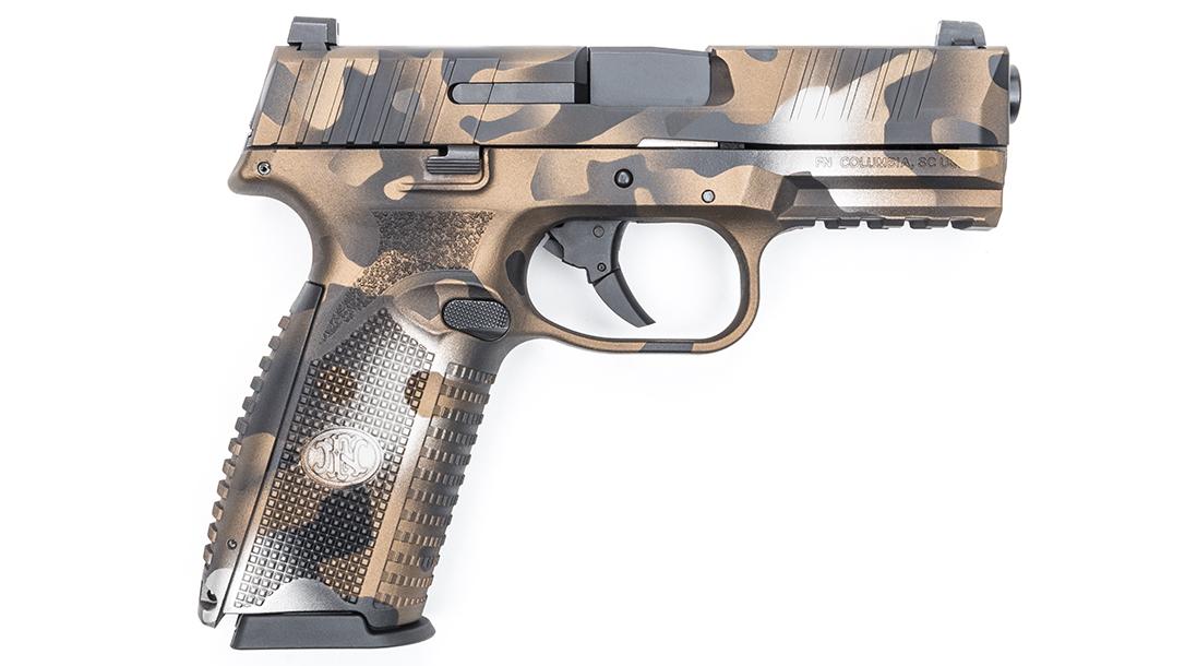 MAD Custom Coating FN 509 Pistol right