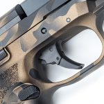 MAD Custom Coating FN 509 Pistol trigger