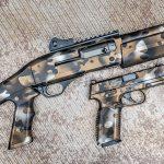 MAD Custom Coating FN America camo