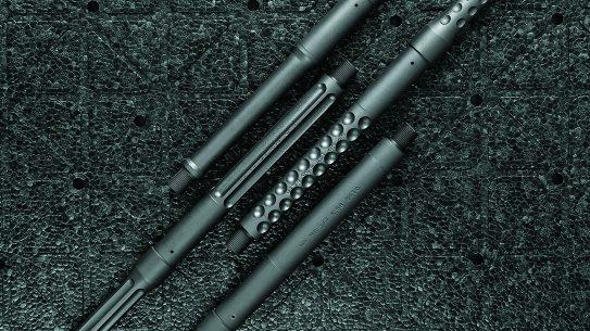 Barrel Contours ballistic lead