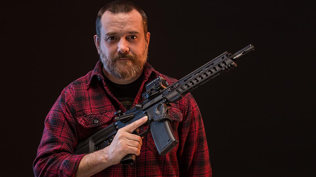 Sharps Bros Lower Receiver Gun Industry John