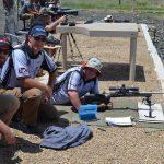 2-Mile Shot ballistic team
