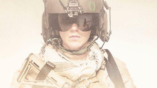 Rescue Pilot MJ Hegar Women in Combat
