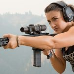 Lauren Young Army Veterans Ballistic hold