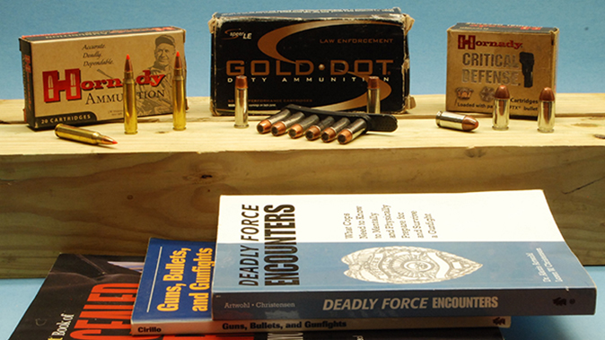 defensive loads ammo