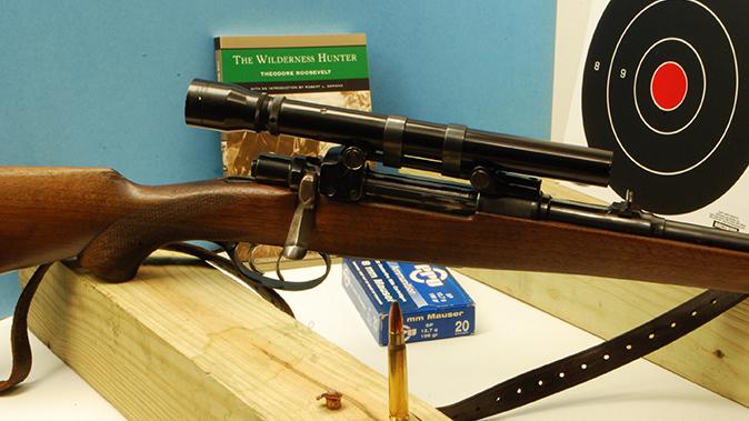 defensive loads bolt action rifle