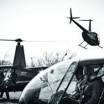 feral hogs hunting helicopter