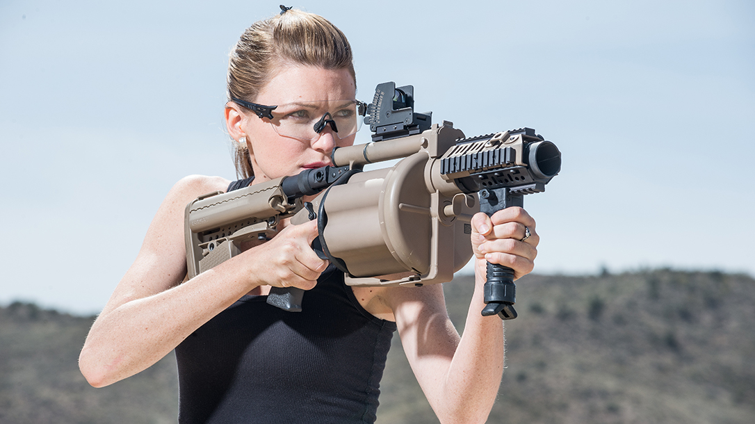 GunnyTime Grenade Launchers Ballistic Kirsten Joy Weiss