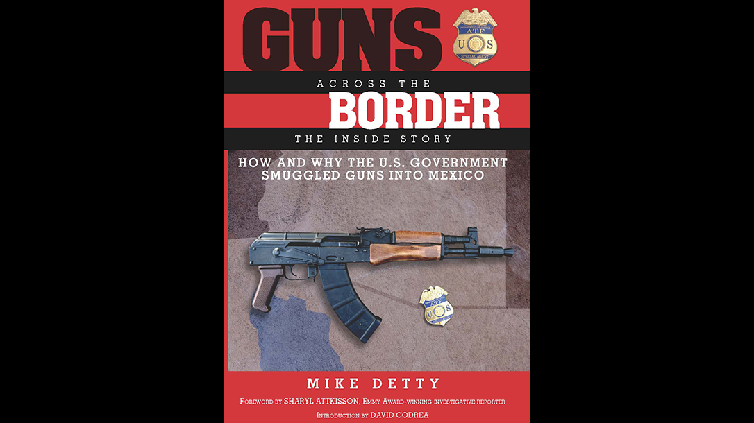 Project Gunrunner Guns Across the Border