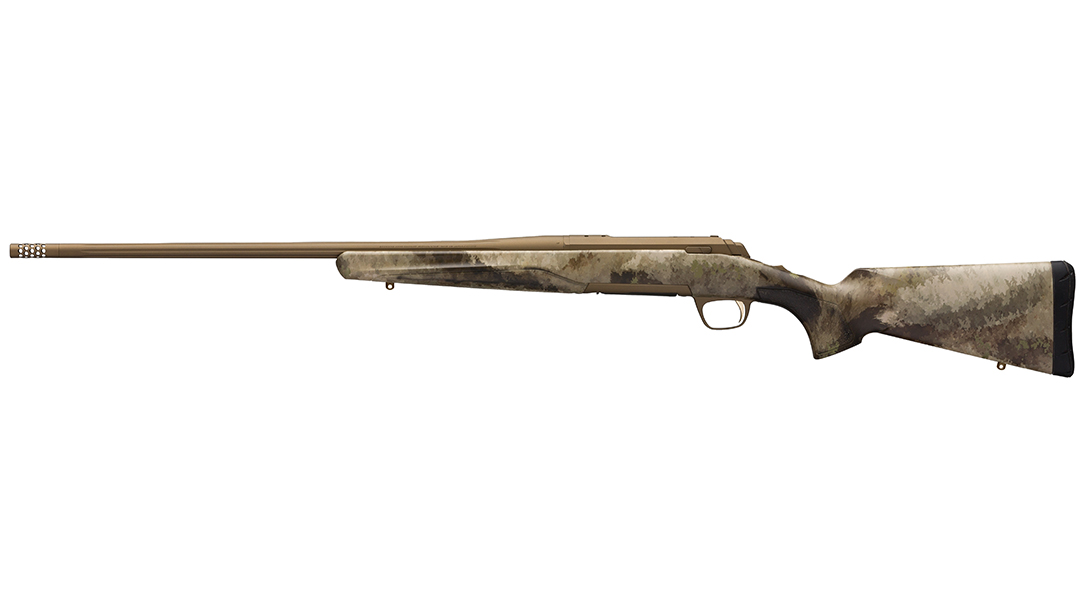 Browning X-Bolt Hell's Canyon Speed Rifle right