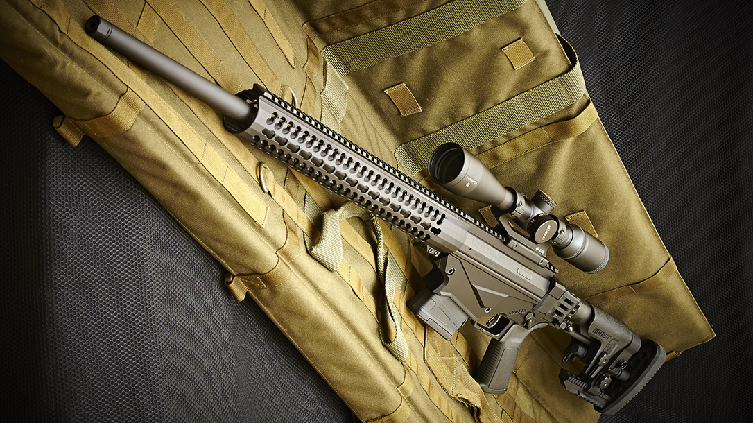 Ruger Precision Rifle test lead
