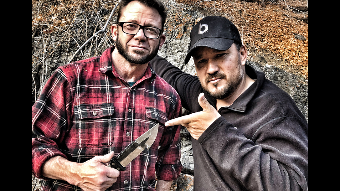 Forge It Ultimate Survival Knife Charly Mann Ed Earle