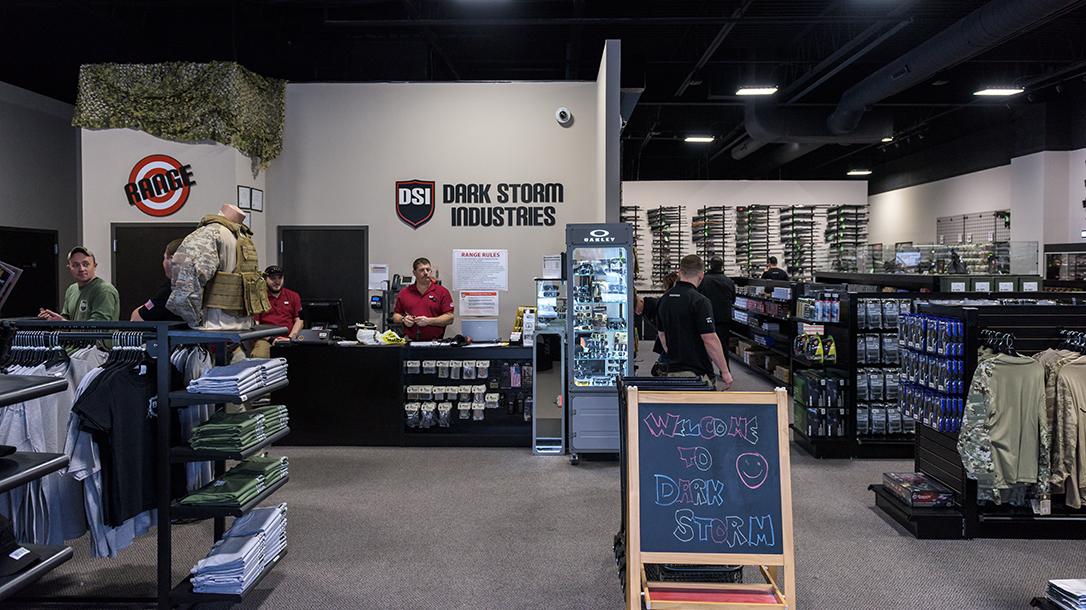 Dark Storm Industries New York shop