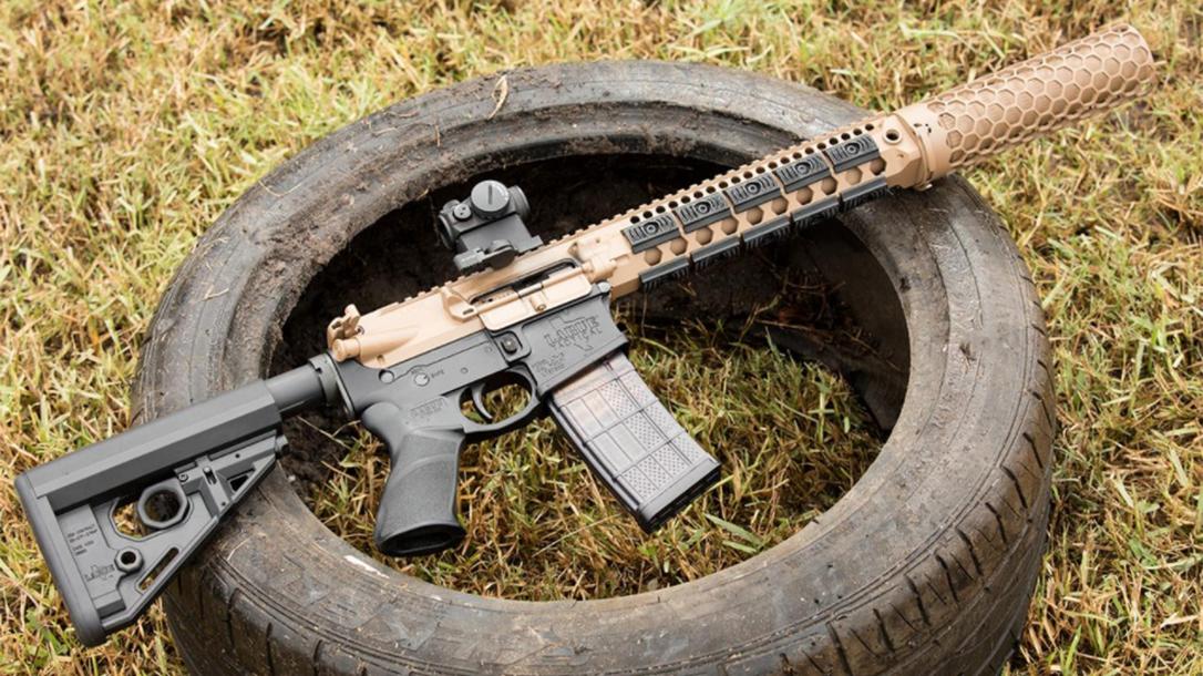 .224 Valkyrie Rifles LaRue Tactical Ultimate 224 SUURG Kit