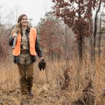 Hunting Your Own Food Chef Bri Van Scotter quail