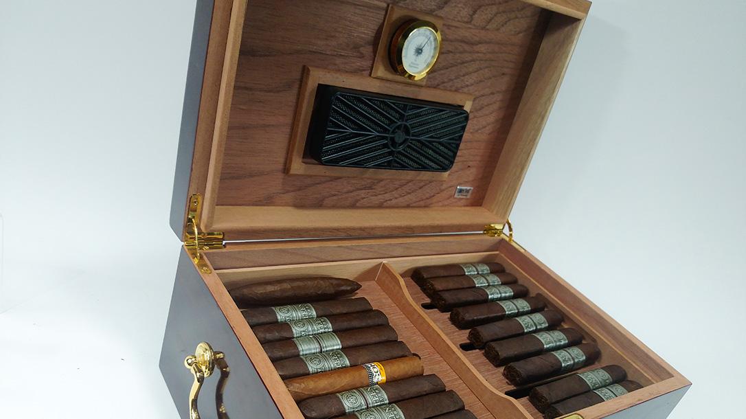 Cigar Accessories Humidors