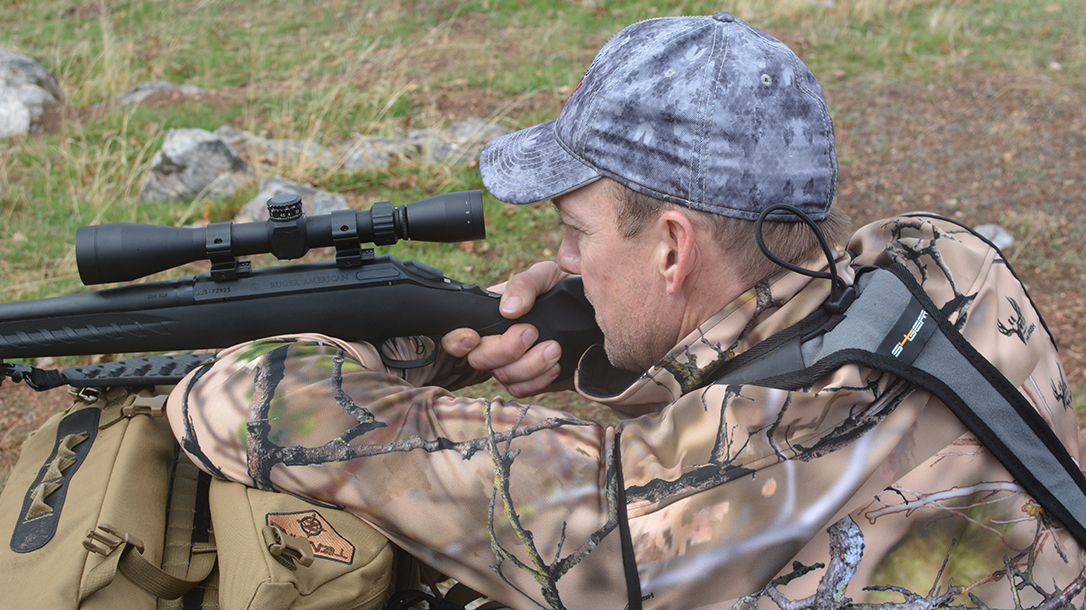 Mike Pawlawski NFL Ruger American Rifle