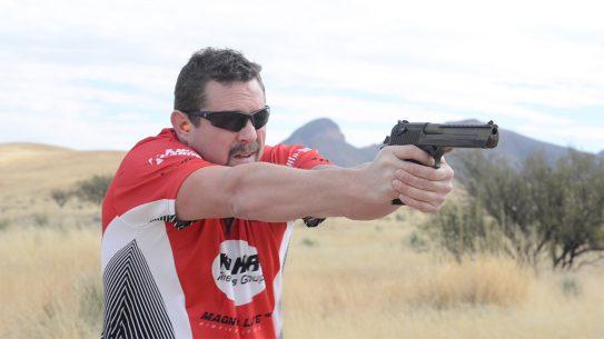 John Tiegen Magnum Research Desert Eagle Pistol