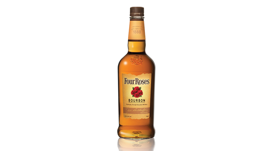 Best Bourbon American Bourbon Four Roses Yellow