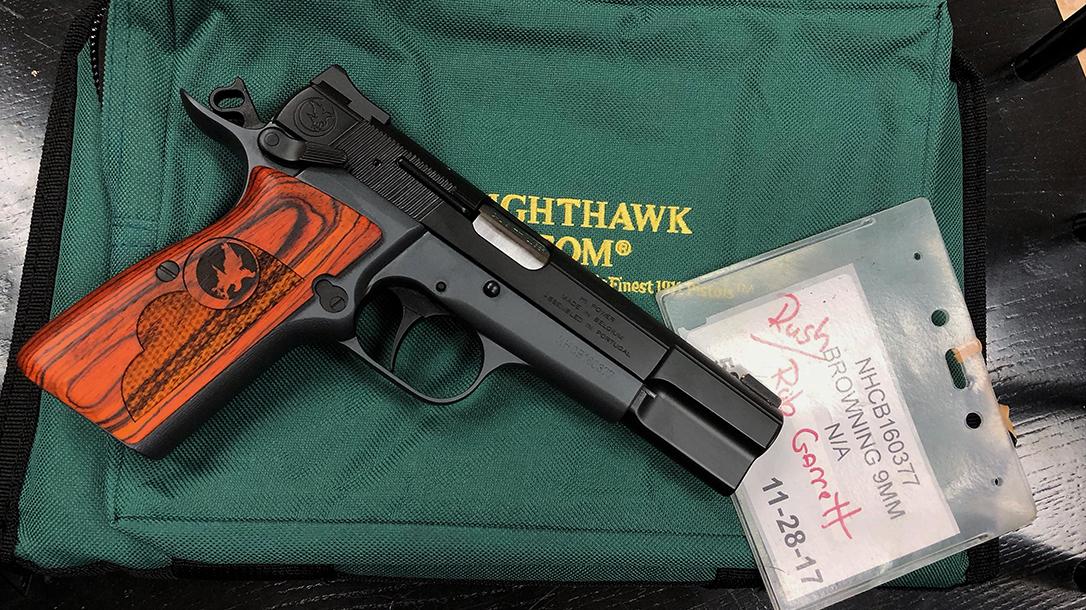 Nighthawk Hi Power Browning Hi Power Pistol order