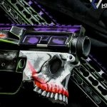 Koted Arms Joker Sharps Bro Jack Lower skull