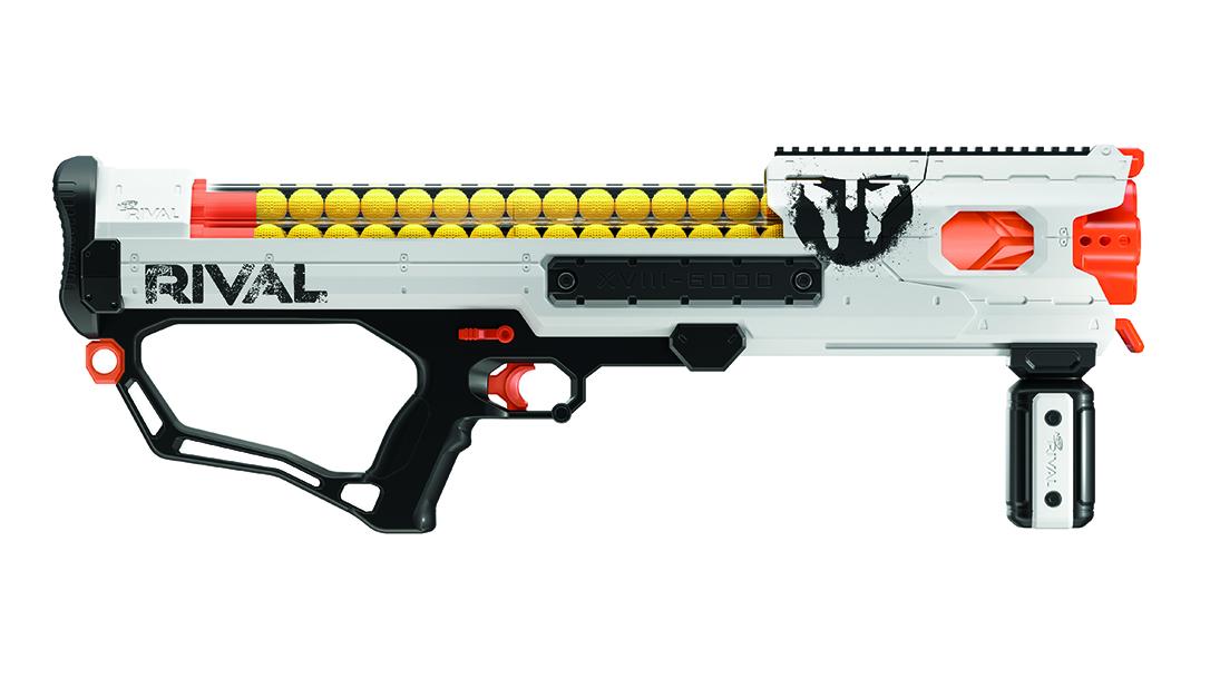 New Nerf Guns fall 2018 Nerf Rival Phantom Corps Hades XVIII-6000 Blaster