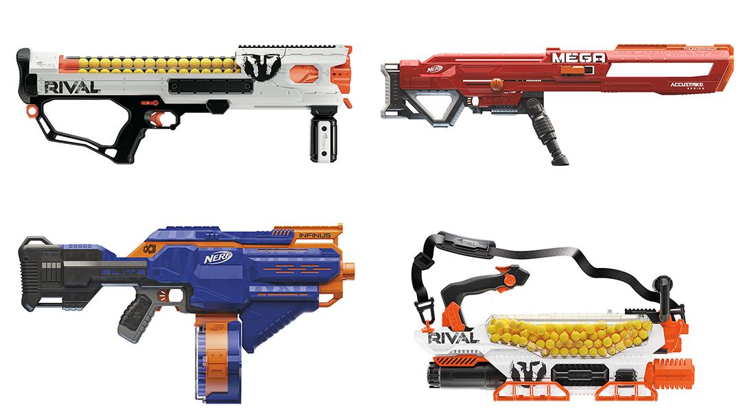New Nerf Guns fall 2018 lead