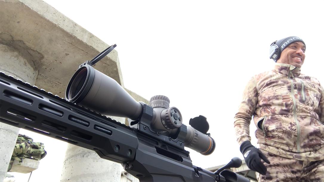 Tikka T3x TAC A1 Rifle Sean Utley Reaction