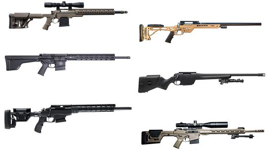 Affordable Precision Rifles 2018