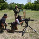 Burris Optics Team Challenge, carbine shooting