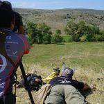 Burris Optics Team Challenge, Tyler Hughes rifle shooting