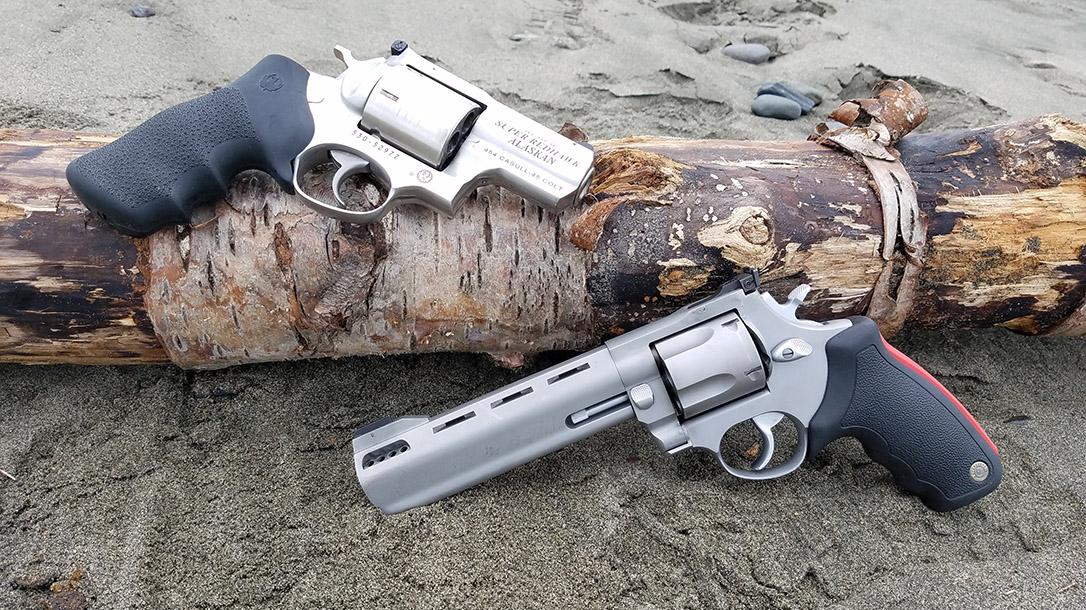 Bear Defense, revolvers, handguns, ruger