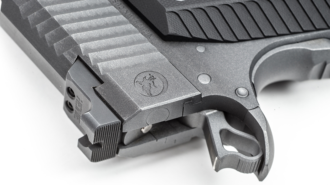 Nighthawk Agent 2 pistol, Agency Arms, hammer