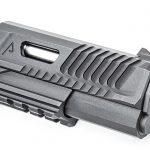 Nighthawk Agent 2 pistol, Agency Arms, rail