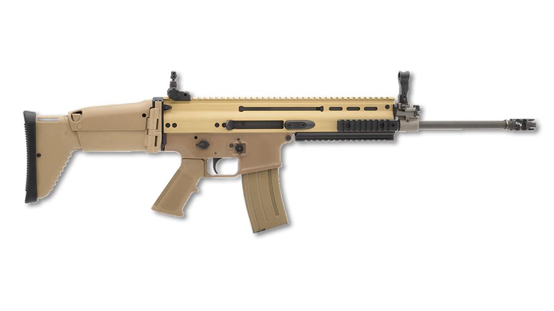 Concept Guns, Gun Reboots, FN SCAR 16