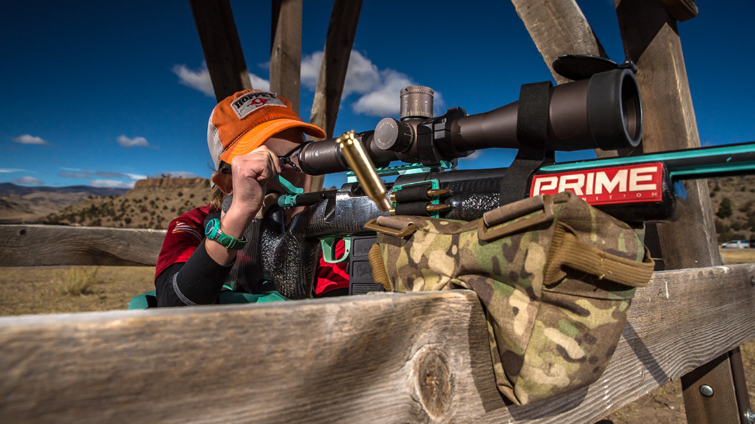 MaryBeth Olson, Long-Range Shooting, Rifle Shooting, reload, brass