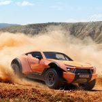 Zarooq SandRacer 500 GT, Zarooq Motors, supercar, dune buggy, lead