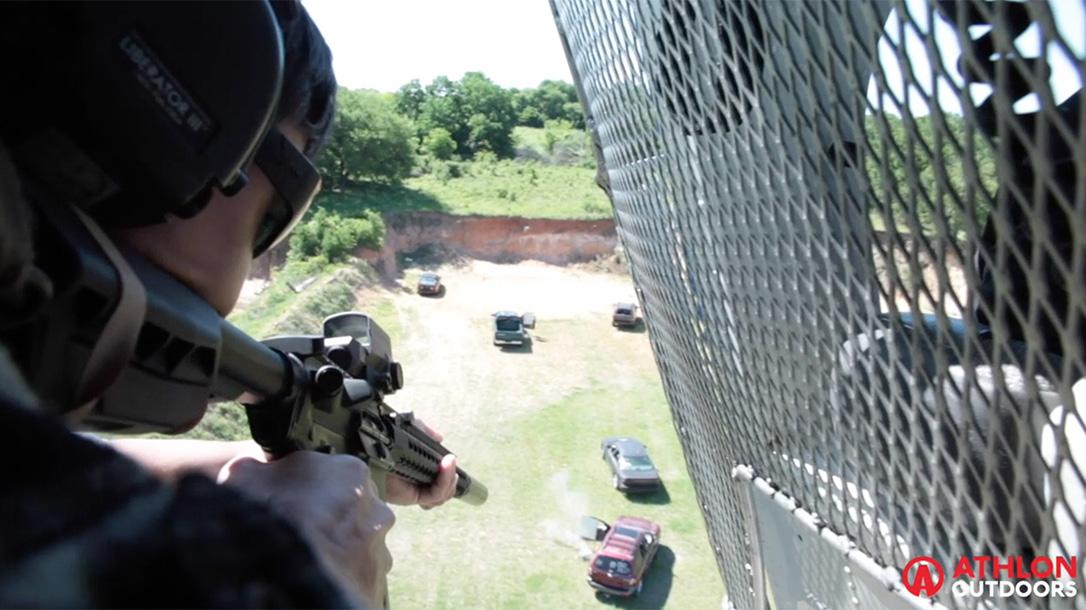 Helicopter Marksmanship, Aaron Barruga, Carbine, Rifle, Bravo Company Manufacturing