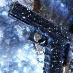 Glock 17 Pistol, Torture Test, cold
