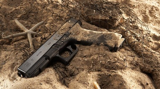 Glock 17 Pistol, Torture Test, lead